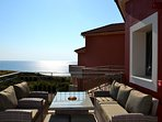Just step onto your veranda to enjoy this fantastic panorama of the Ionian sea!