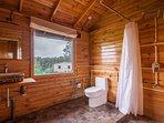 Washroom with all basic amenities