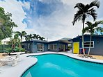 Brand-New Studio Cottage in Wilton Manors w/ Pool—Walk to Dining & Nightlife