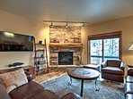 This Breckenridge condo is the perfect place your for next mountain escape!