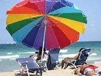 Pride at the beach