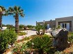 Panoramic aspect of the villa!
