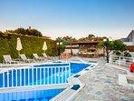 25 m2 private swimming pool!