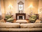 The beautiful and spacious sitting room