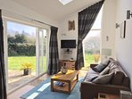 Beautiful sunny living space