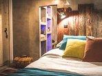 Sayena Guest House et Spa, suite parentale ethnique dans location chic à la Baule Guérande