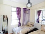 Room perfect for the kids - 2 single beds