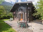 Charming wooden family chalet