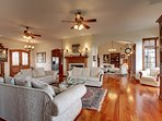 Splendida sala lounge