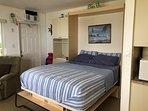 Queen size Murphy bed