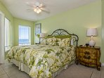 Master Bedroom with 1 King Bed