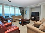 Top Floor Gulf Front Penthouse