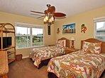 Guest Bedroom 3 - 2 Twin Beds