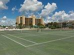 Northside Tennis Court