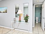 Side Entry Table