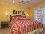 Bedroom 3 1st Floor King Bed