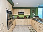 Upgraded Features and Granite Countertops