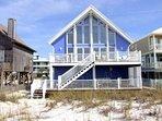 Casa dalla spiaggia