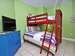 Guest Bedroom 2 - Full/Twin Bunks