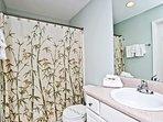 Hallway Guest Bathroom