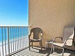 Extra Balcony Seating