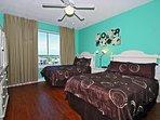 Guest Bedroom 2 - 2 Full Beds