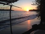 Panamanian sunset