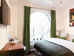 1 of 3 quiet bedrooms