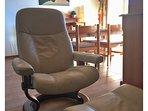 Stressless relax-chair