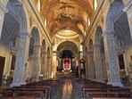 Navata centrale del Duomo.