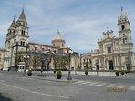 Duomo, San Pietro e Piazza Duomo