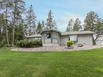 Lakeview home w/ easy water access, room to roam & plenty of outdoor activities!