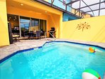 ACO Family – 3Bd with Private Pool and Grill(1839)