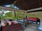 Villa Samadhana - Living room