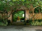 Villa Samadhana - Entrance
