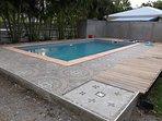 piscine neuve depuis mai 2018