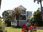 Ocean View Home with Pool, Large Viewing Porches, Guest House, and Pool Table