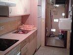 Cocina y lavadero