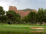 Sample Red Rocks Around Golf Course