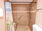 Renovated Master Bath Shower