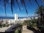 Las mejores Vistas de Puerto la Cruz las tendrás muy cerca podrás ir a pie todas las mañanas