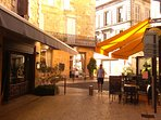 There is a great choice of restaurants in the old town, and in the surrounding villages.