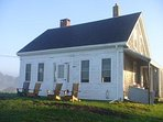 3Br/2Ba Blue Hill peninsula farm-home near water, local restaurants and shops