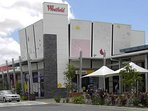 Westfield is close-by, with multi stores and food outlets, 500 metre walk or ample car parking