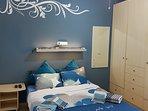 Stylish and comfortable bedroom