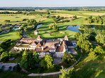 Chateau Vigiers is La Grange's neighbour and is a friendly golf resort