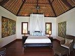 Villa Maridadi - Guest suite two decor