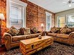 Living Seating - Queen Sleeper Sofa