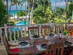 Monkey Beach House, luxury on the beach