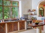 Monkey Beach House-Main kitchen level 1